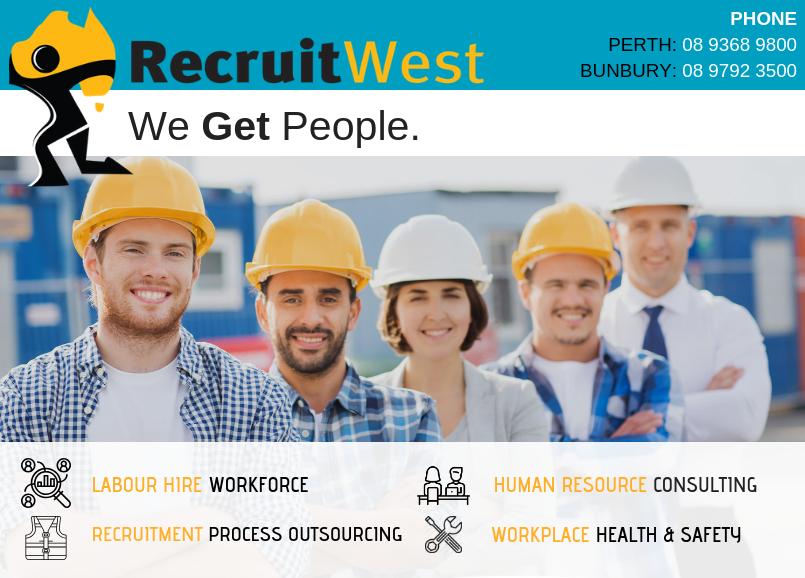 RecruitWest